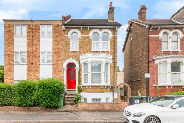 Thumbnail Flat for sale in Algernon Road, London