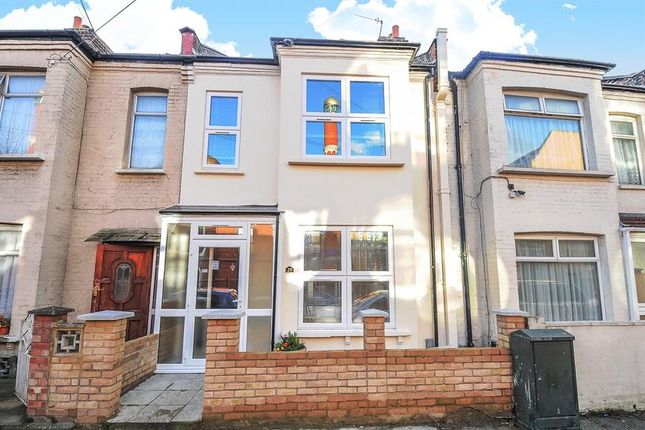 Thumbnail Terraced house for sale in Gatton Road, London
