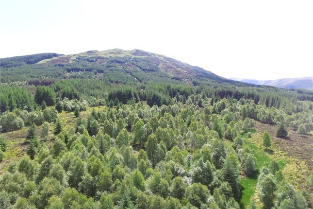 Thumbnail Land for sale in Gartnafuaran, Balquhidder, Stirlingshire