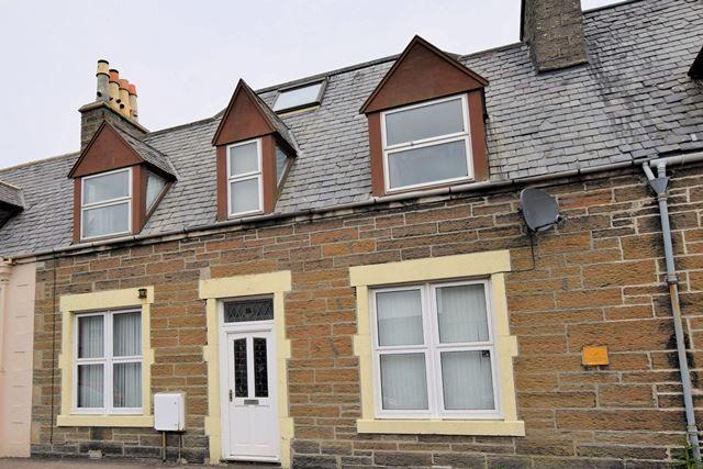 Thumbnail Terraced house for sale in 86 Henrietta Street, Wick