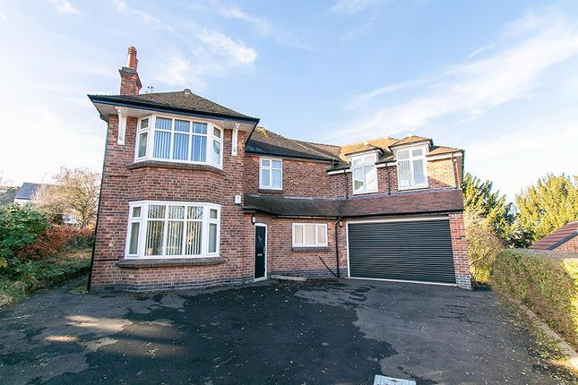 Thumbnail Detached house for sale in Beeston Fields Drive, Beeston, Nottingham
