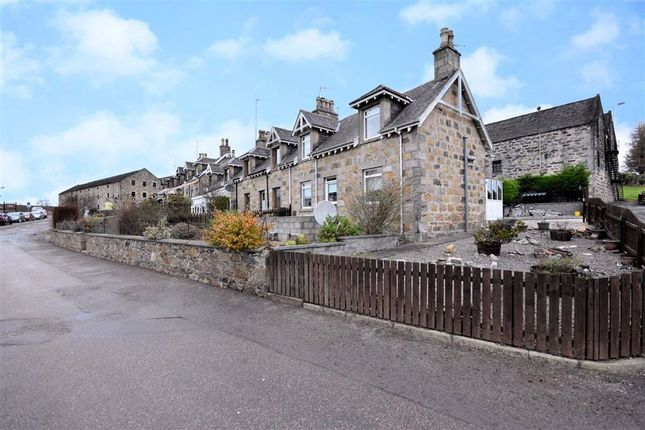 Thumbnail End terrace house for sale in Cardhu Distillery Cottages, Knockando, Aberlour