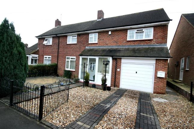 Thumbnail End terrace house to rent in Roberts Road, Barton Stacey, Winchester