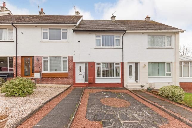 Thumbnail Terraced house for sale in Walkerston Avenue, Largs, North Ayrshire, Scotland