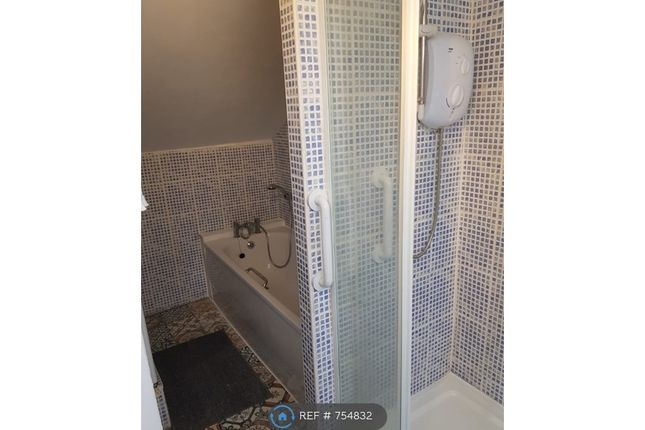 Bath, Separate Shower