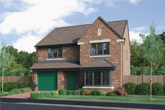 "Thumbnail Detached house for sale in ""The Chadwick Alternative"" at Roundhill Road, Hurworth, Darlington"