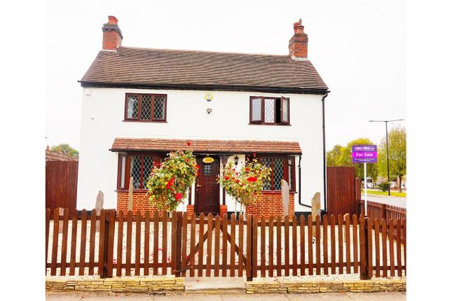 Thumbnail Detached house for sale in Slade Road, Four Oaks, Sutton Coldfield