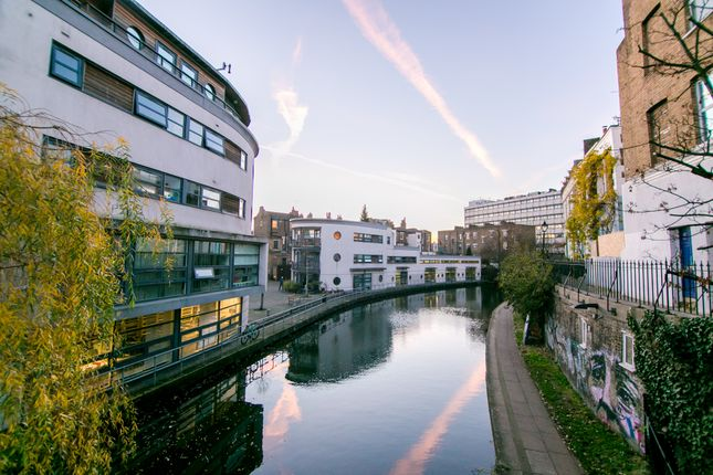 Thumbnail Flat to rent in Lyme Terrace, London