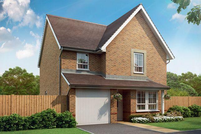 "Thumbnail Detached house for sale in ""Guisboro. 1"" at Acacia Way, Edwalton, Nottingham"