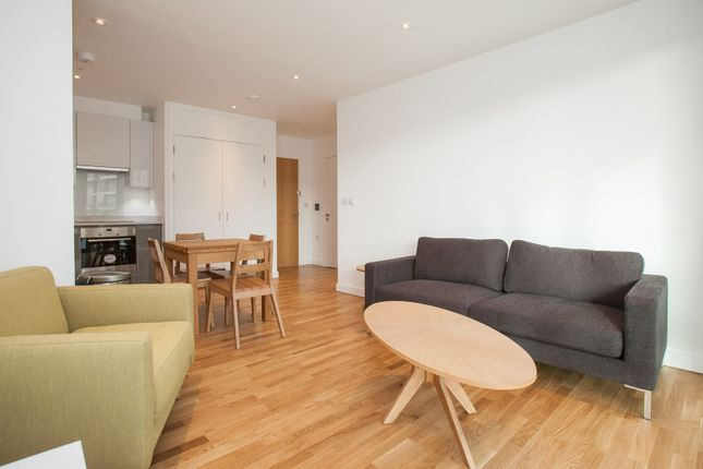 Thumbnail Flat to rent in Liberty Bridge Road, Olympic Park, London