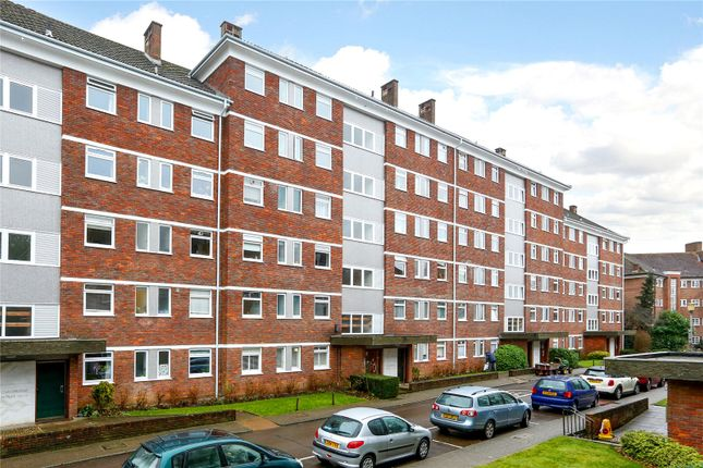 Thumbnail flat for sale in carisbrooke house courtlands sheen road richmond