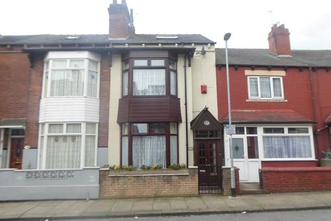 3 bed terraced house for sale in Broughton Terrace, Harehills