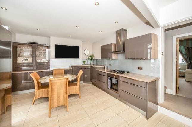 Kitchen of Bridge Road, Crosby, Liverpool, Merseyside L23
