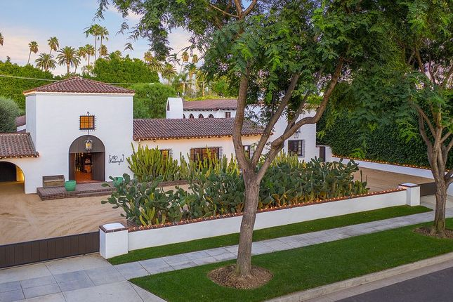 Thumbnail Property for sale in 820 North Roxbury Drive, Beverly Hills, Los Angeles, California