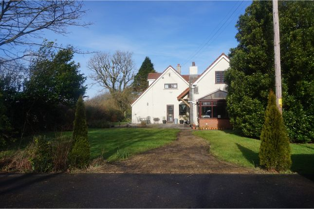Thumbnail Detached house for sale in Five Roads, Llanelli