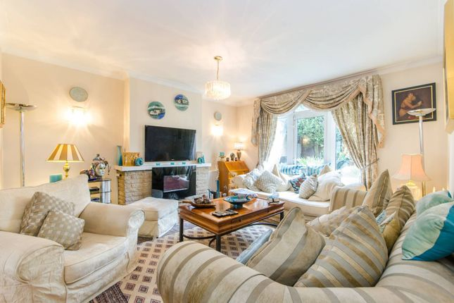 Thumbnail Semi-detached house for sale in Park Avenue North, Willesden Green