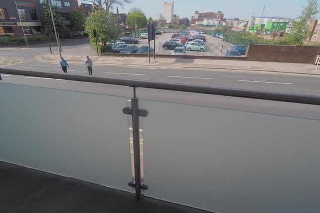 Balcony/View of Old Harbour Court, Old Town, Hull HU2