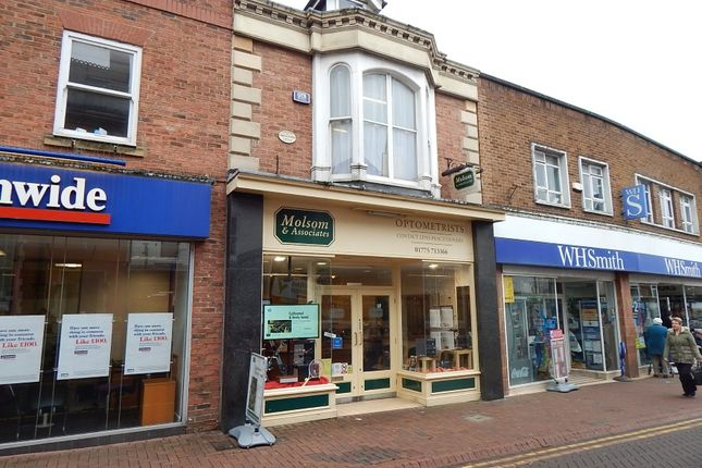 Thumbnail Retail premises for sale in 5 Hall Place, Spalding, Lincolnshire