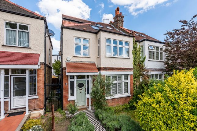 Thumbnail Semi-detached house to rent in Upper Tooting Park, London