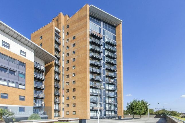 Thumbnail Flat to rent in Hull Place, London
