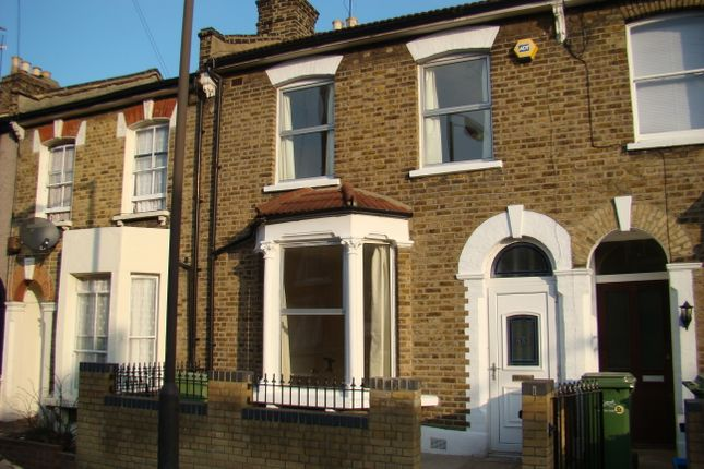 Thumbnail Terraced house to rent in Stanbury Road, London