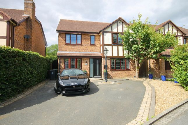 Thumbnail Detached house for sale in Shipton Close, Great Sankey, Warrington