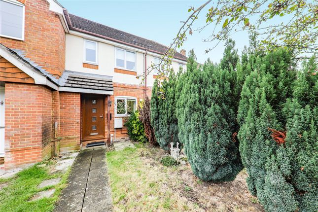 Thumbnail Terraced house for sale in Dalley Court, Florence Road, College Town, Sandhurst
