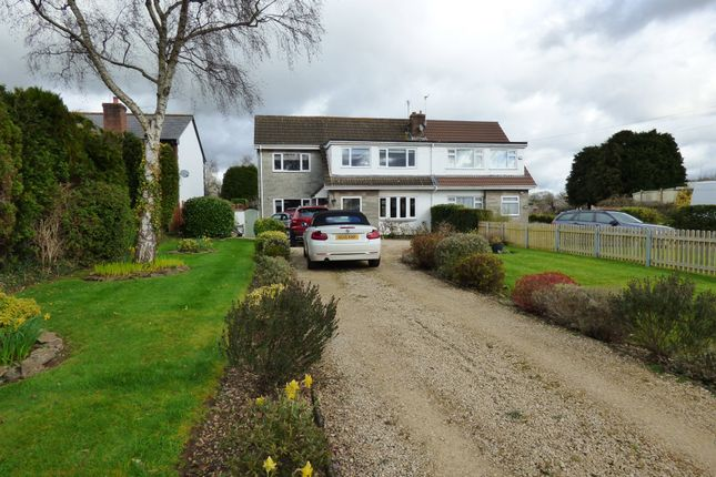 Thumbnail Semi-detached house for sale in Church Road, Frampton Cotterell, Bristol