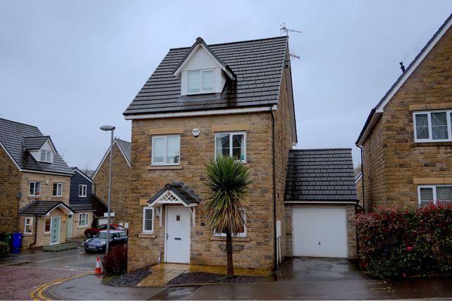 Thumbnail Detached house for sale in Earnshaw Clough, Mossley