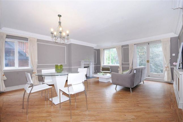 Thumbnail Flat to rent in Fitzjohns Avenue, Swiss Cottage, London