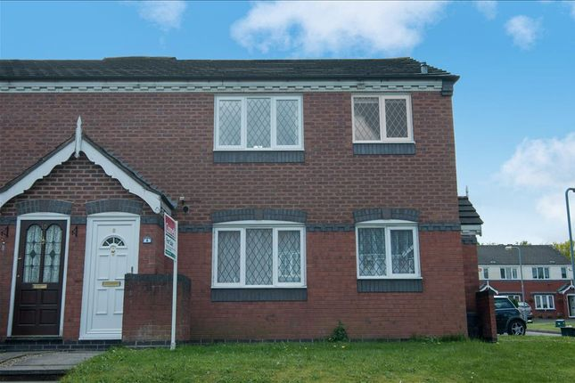 Thumbnail Flat for sale in Brueton Drive, Erdington, Birmingham