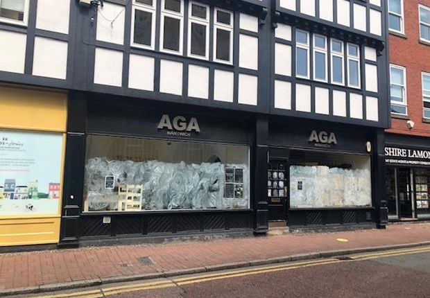 Thumbnail Retail premises to let in Hospital Street, Nantwich, Cheshire
