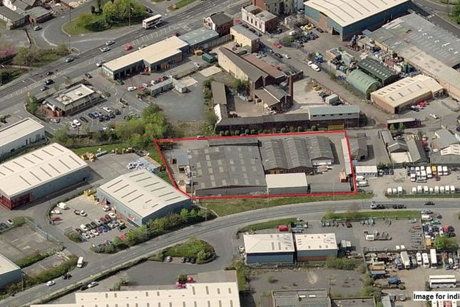 Thumbnail Industrial for sale in Larchfield Road, Leeds