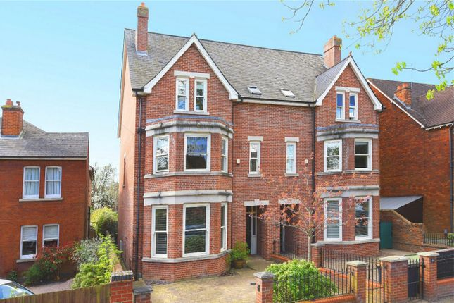 Thumbnail Semi-detached house for sale in Rothsay Road, Bedford