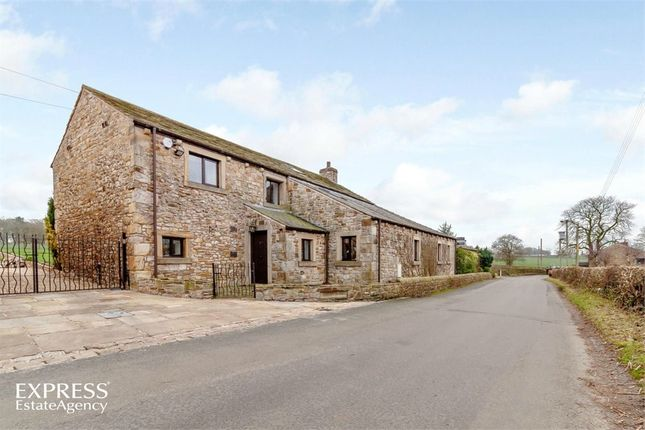 Thumbnail Detached house for sale in Further Lane, Mellor, Blackburn, Lancashire