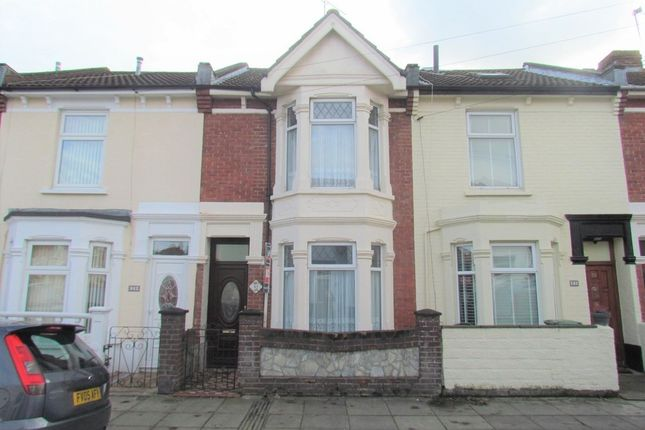 Terraced house for sale in Glasgow Road, Southsea