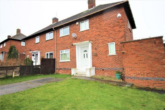 Thumbnail Semi-detached house to rent in Ravenscroft Drive, Sheffield, Sheffield