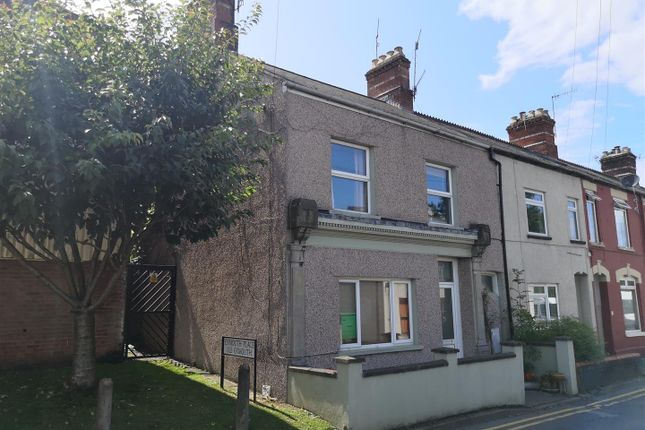 Thumbnail End terrace house to rent in Exmouth Place, Chepstow