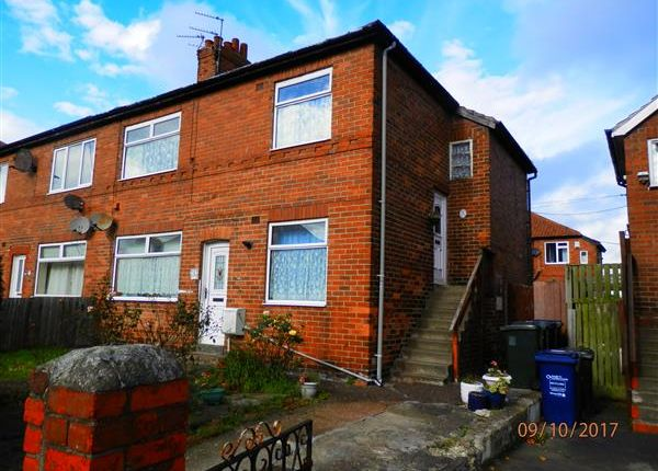 Thumbnail Flat for sale in Scarborough Road, Walker, Newcastle Upon Tyne