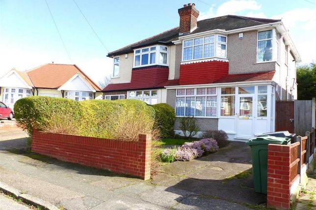 Thumbnail Semi-detached house for sale in Daphne Gardens, London