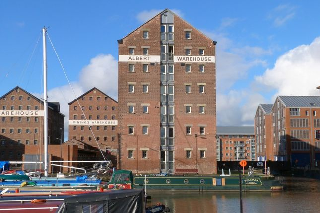 Thumbnail Flat to rent in The Docks, Gloucester