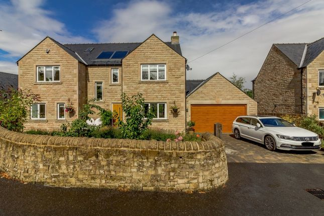 Thumbnail Detached house for sale in Alders Field, Alders Lane, Matlock, Derbyshire