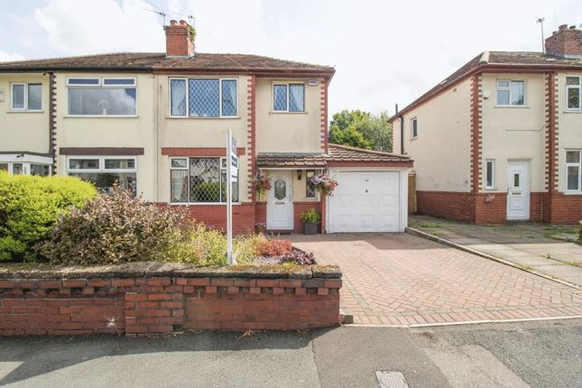 Thumbnail Semi-detached house for sale in Bradford Road, Farnworth, Bolton