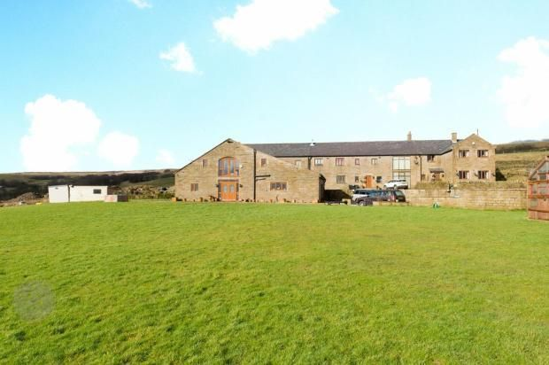Thumbnail Barn conversion to rent in Hampsons Farm, Coal Pit Lane, Smithills, Bolton