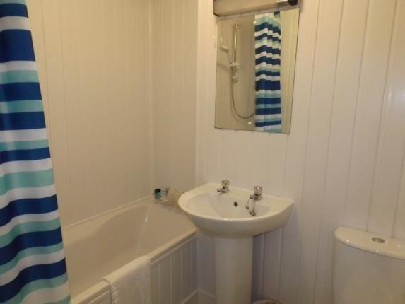Bathroom of Carworgie, Newquay, Cornwall TR8
