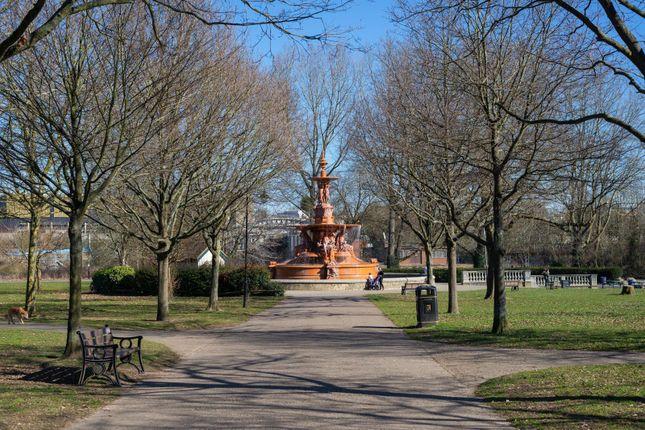 Victoria Park of Leacon Road, Victoria Way, Ashford TN23