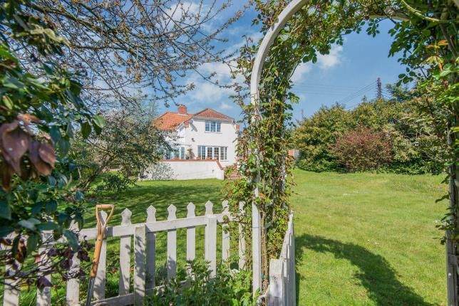 Thumbnail Detached house for sale in Thurton, Norwich, Norfolk