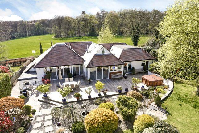 Thumbnail Detached bungalow for sale in Poleshill, Sarratt, Rickmansworth, Hertfordshire