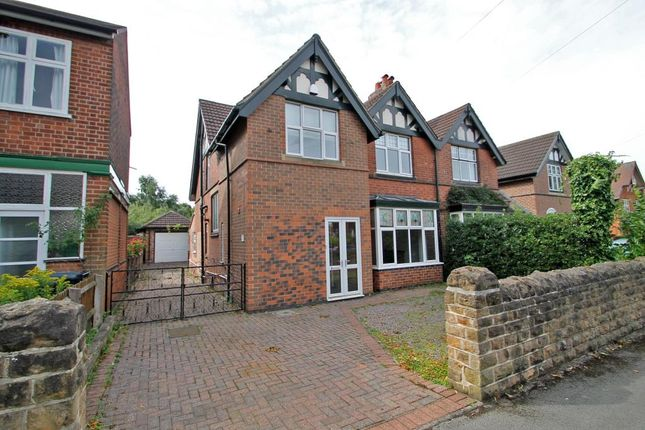 Thumbnail Semi-detached house to rent in Villiers Road, Woodthorpe, Nottingham