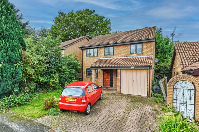 Thumbnail Detached house for sale in Berkley Close, St. Albans, Hertfordshire